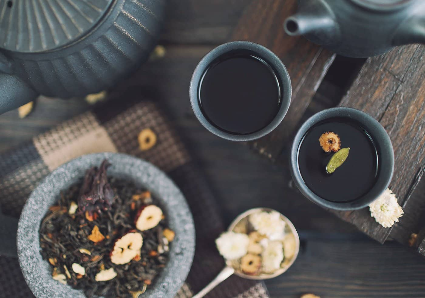 Traditions of the coffee ceremony